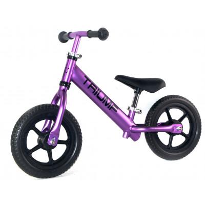 Беговел алюминиевый AL1201 TOKIO Фиолетовый