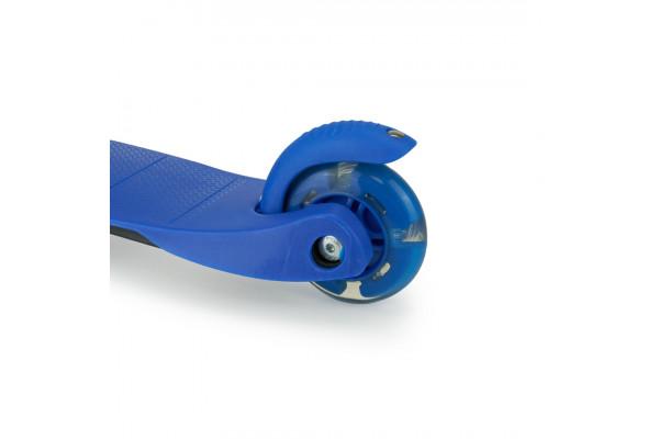 Самокат трехколесный SKL-06AH для самых маленьких Mini Up Flash Triumf Active