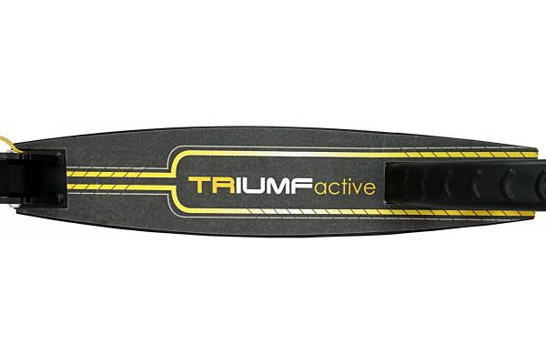 Городской самокат PT230 Triumf Active Желтый