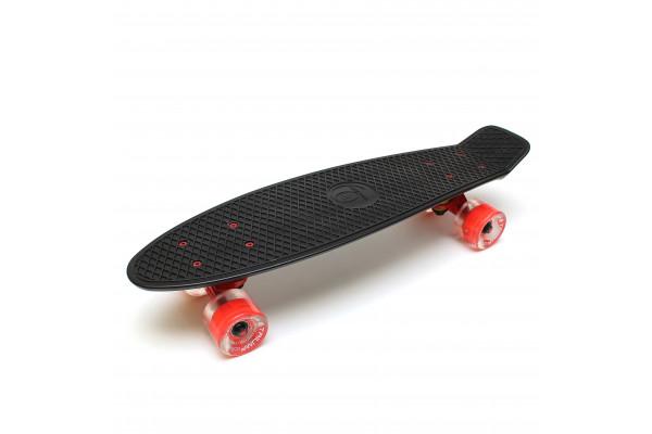 """Скейтборд 22"""" TLS-401L Classic Black"""