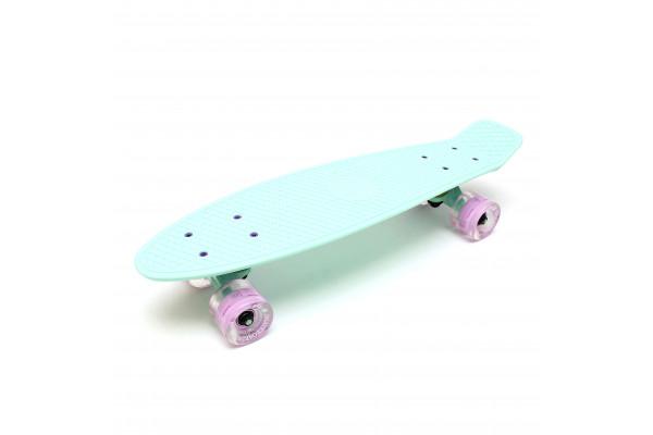 """Скейтборд 22"""" TLS-401L Classic Mint"""