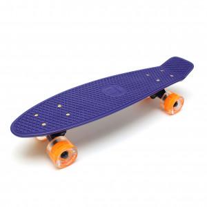 """Скейтборд 22"""" TLS-401L Classic Navy Blue"""