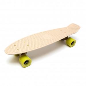 """Скейтборд 22"""" TLS-401 Classic Beige"""