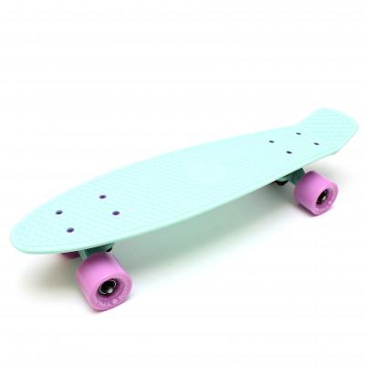 """Скейтборд 22"""" TLS-401 Classic Mint"""
