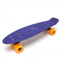 """Скейтборд 22"""" TLS-401 Classic Navy Blue"""