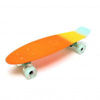 "Скейтборд 22"" TLS-401ML Multicolor Sunset"