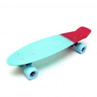 """Скейтборд 22"""" TLS-401M Multicolor Mint"""