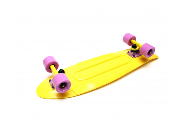 "Скейтборд 27"" TLS-402 Classic Triumf Active Milky yellow"