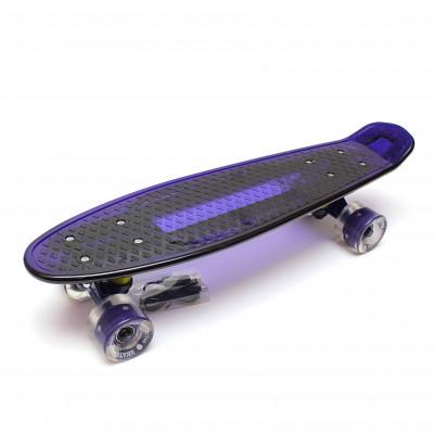 """Скейтборд 22"""" TLS-403 Blue"""