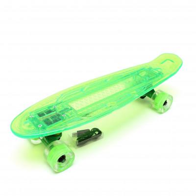 """Скейтборд 22"""" TLS-403 Green"""