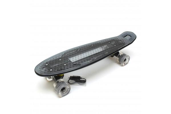 """Скейтборд 22"""" TLS-403 Grey"""