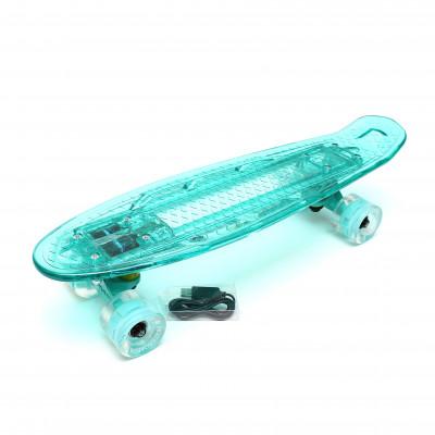 """Скейтборд 22"""" TLS-403 Mint"""